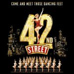 Reuters report on Global Group's London West End production 42nd Street