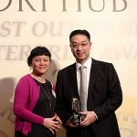 Dr. Johnny Hon's Global Group Honoured to receive the Most Outstanding Enterprise Award 2018
