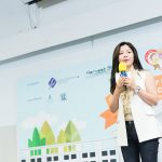 The Global Group and Dr. Johnny Hon were a sponsor of the 9th annual Charity Carnival, aimed to teach children compassion and to care for others. Ms. Vicky Xu gave the opening remarks for the event