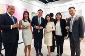 高宝集团:在蒙古国驻香港总领事馆的支持下呈献「蒙古国当代艺术家作品展」