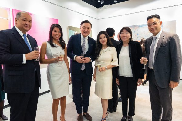 The Global Group and Dr. Johnny Hon present 'Contemporary Art of Mongolia', bringing the Work of Renowned Artists to Hong Kong with the support of the Consulate General of Mongolia in Hong Kong